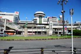 名鉄豊田市駅写真